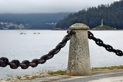 Faro de Tambo (juantiagues) Tags: faro cadenas isla marn tambo juanmejuto juantiagues