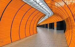 U-Bahn Marienplatz (epemsl) Tags: münchen marienplatz