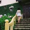 the barefoot me (小羊腿ECHO) Tags: 120 film kodak 66 vietnam bronica squareformat dalat apieceofme sqai