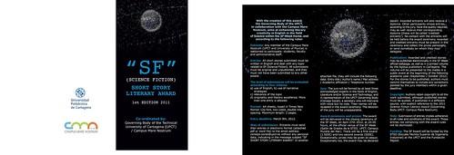 concurso relatos ciencia ficción inglés
