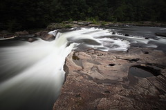 Ohiopyle Falls (wmliu) Tags: longexposure usa us pennsylvania falls pa ohiopyle ndfilter wmliu