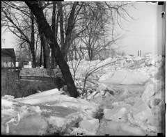 Flood (Boston Public Library) Tags: weather storms floods lesliejones