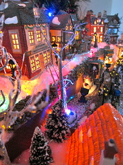 Dickens Christmas Village - Department 56 (kevin dooley) Tags: road christmas xmas house snow tree design town village decoration christmasdecoration dickens collectibles 2010 christmascarol hallmark charlesdickens oldenglish department56 decore xmasdecoration dickensian dickensvillage streetscne maryellenpage