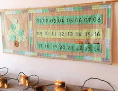 Countdown-to-Christmas Advent Calendar (Miss-Print) Tags: book pattern quilt prettyinpatchworkholidays