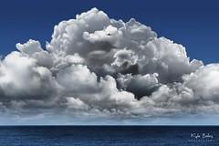 YVR - Storm Running (Kyle Bailey - Da Big Cheeze) Tags: ocean sky clouds canon airplane richmond yvr 737 georgiastraight ionabeach kylebailey dabigcheeze