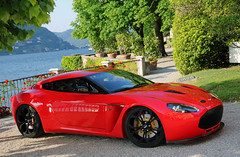 Aston Martin V12 Zagato (RGT3 Pics) Tags: red italy white lake black paris france como cars yellow canon silver rouge hotel automobile italia noir grigio martin uae fast automotive voiture casino monaco mc porsche villa enzo rolls gto carlo monte gt carbon bugatti rosso rs bianco blanc luxury rare romain nero scuderia royce luxe bentley maserati aston laren koenigsegg vantage exotics supercars veyron deste f40 supersport v12 f50 zagato pagani fxx 60d worldcars