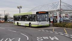 M&S Holmbush Express (Brighton VR) Tags: sea bus by sussex centre free tesco marks 300 spencer compass shoreham enviro otc x5 transbus holmbush mx05