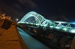 widnes side (paul hitchmough photography) Tags: longexposure widnes runcornbridge theoutlaws nightpohotgraphy hope51