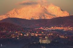 Rocca e Monte Rosa [Explored] (_milo_) Tags: italy canon eos italia monterosa taino tamron rocca 70300 angera borromeo 60d