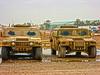 Muddy HMMWV (Mulder Bean) Tags: truck mud iraq armor hummer humvee hmmwv wipers oif 2007 57th iphotooriginal 57signal