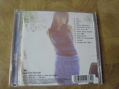 原裝絕版 1998年 6月10日 知念里奈 Rina Chinen Growing CD 原價  3059YEN 中古品 4