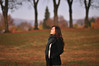 When autumn leaves start to fall (Annie Hall Photography) Tags: selfportrait 85mm anniehall f14d 52weeksproject serend1p1tyx