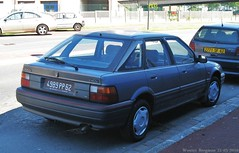 Rover 214 GSi 1992 (Wouter Bregman) Tags: auto uk car automobile rover voiture british 1992 ancienne gsi 214 anglaise