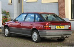Rover 216 GSI 1993 (Wouter Bregman) Tags: auto uk netherlands car amsterdam automobile nederland rover voiture 1993 british paysbas ancienne 216 gsi anglaise