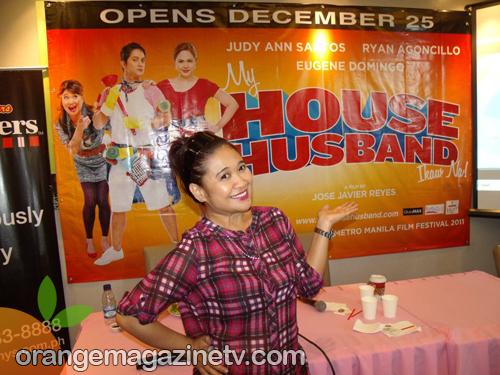 My House Husband - Eugene Domingo