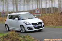 Essai nouvelle Suzuki Swift Sport 7