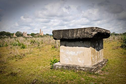 Sumbanese Megalithic Tomb