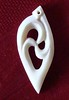 """Bone pendant Whirl • <a style=""""font-size:0.8em;"""" href=""""http://www.flickr.com/photos/72528309@N05/6548745793/"""" target=""""_blank"""">View on Flickr</a>"""