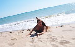 IMG_2658_ (sonic4sonic) Tags: summer sky color yoga russia windsurfing blacksea         veselovka