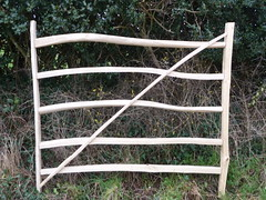 """Rustic Chestnut Gate • <a style=""""font-size:0.8em;"""" href=""""http://www.flickr.com/photos/61957374@N08/6593540425/"""" target=""""_blank"""">View on Flickr</a>"""