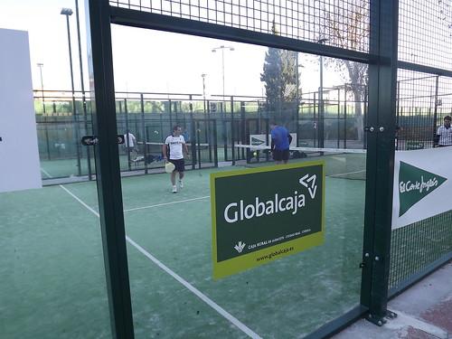 II Torneo con el patrocinio de Globalcaja y El Corte Inglés