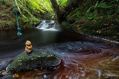 Rope Swing Falls (StevieC-Photography) Tags: travel art nature water canon steviec