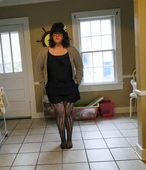 12.16.11/Outfit(1). (dancinglegless) Tags: fatshion ootd