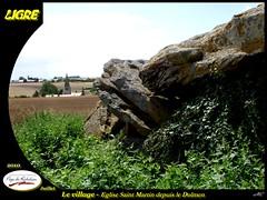 20100715-Ligré_043 (michel.cansse) Tags: france centre dolmen richelieu indreetloire paysdeloire glise ligré