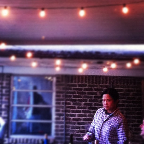 Nancy tran hostess with the mostest. Shes the asian ANNIE OAKLEY pronounced Annie oakry according to @owsley9
