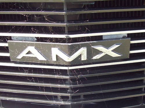 9 AMC AMX Badge
