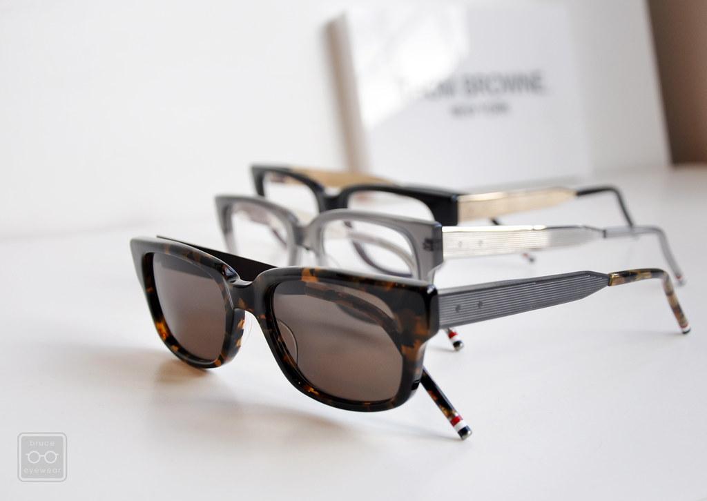 39fe4c6a9a42 ThomBrowne005 (Bruce Eyewear) Tags  sunglasses glasses x thom spectacles dita  browne eyewear bruceeyewear