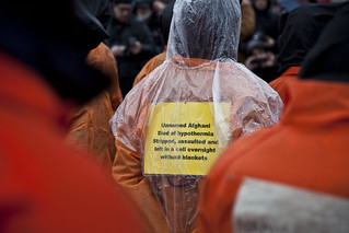 Witness Against Torture: Died of Hypothermia