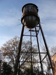 Notasulga, Al. Water Tower (bamaboy1941) Tags: al watertower notasulga
