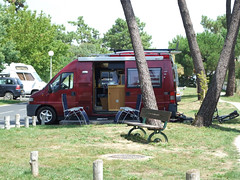 In France again (Mudman101) Tags: fiat motorhome ducato