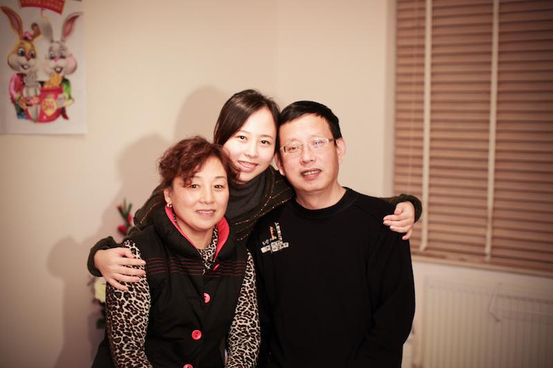 Chen Jie home dinner 045