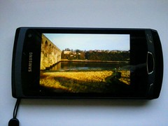 Video playing on Samsung Wave 2 S8530