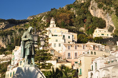 Amalfi (RobW_) Tags: italy campania sunday january amalfi 2012 jan2012 15jan2012