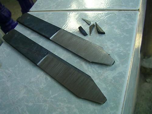 ทำปลายมีด