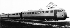 ETR.200 factory photo (kitchener.lord) Tags: italy electric rail streamline rivista dieselpunk