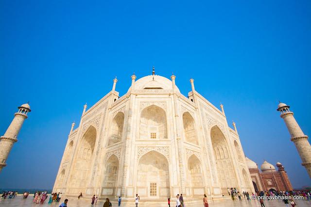 Taj Mahal @ 10mm