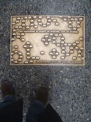 rukeyser (itsakirby) Tags: nyc public word walk library libraries nypl read vision