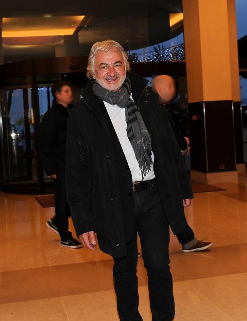 Franck Provost - Hôtel Martinez, Cannes