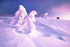 Photographer in Winter Wonderland ~ Slovakia (Martin Sojka .. www.VisualEscap.es) Tags: morning winter snow nature canon landscape filter lee slovakia gitzo graduated 2012 lightroom zeiss21 5dii distagont2821 distagon2128ze
