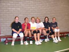 2004 Meisjes B4