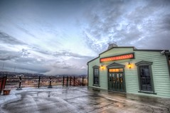 Duquesne Incline building HDR (Dave DiCello) Tags: winter snow photography nikon day pittsburgh mtwashington blizzard hdr highdynamicrange incline threerivers burgh pittsburghskyline duquesneincline steelcity yinzer pittsburghbridges cityofbridges theburgh pittsburgher colorefex d700 ononesoftware nikond700 thecityofbridges pittsburghphotography pittsburghcityofbridges steelscapes perfecteffects picturesofpittsburgh cityofbridgesphotography duquesneinlcline