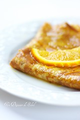 Crpes Suzette macro (Un dejeuner de soleil) Tags: food orange france recipe dessert suzette crpes recette ricetta arancia crespelle undejeunerdesoleil
