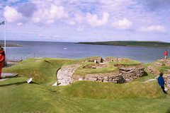 2000-08-19 072 Skara Brae (Dallas bottom right) (martyn jenkins) Tags: neolithic skarabrae orkneys orkneymainland