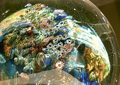 Megaplanet by Josh Simpson (stratoz) Tags: new york art glass museum josh heavy simpson corning megaplanet
