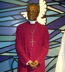 Archbishop Desmond Tutu (Abi Skipp) Tags: london madametussauds archbishop desmondtutu