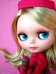 Custom caracterizada Legally Blonde